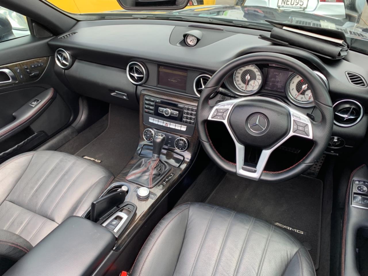 image-10, 2011 MercedesBenz SLK 350 3.5 Sport Leather at Christchurch