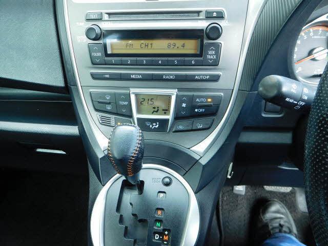 image-11, 2011 Toyota Ractis hatch at Dunedin