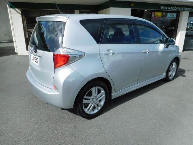 image-2, 2011 Toyota Ractis hatch at Dunedin