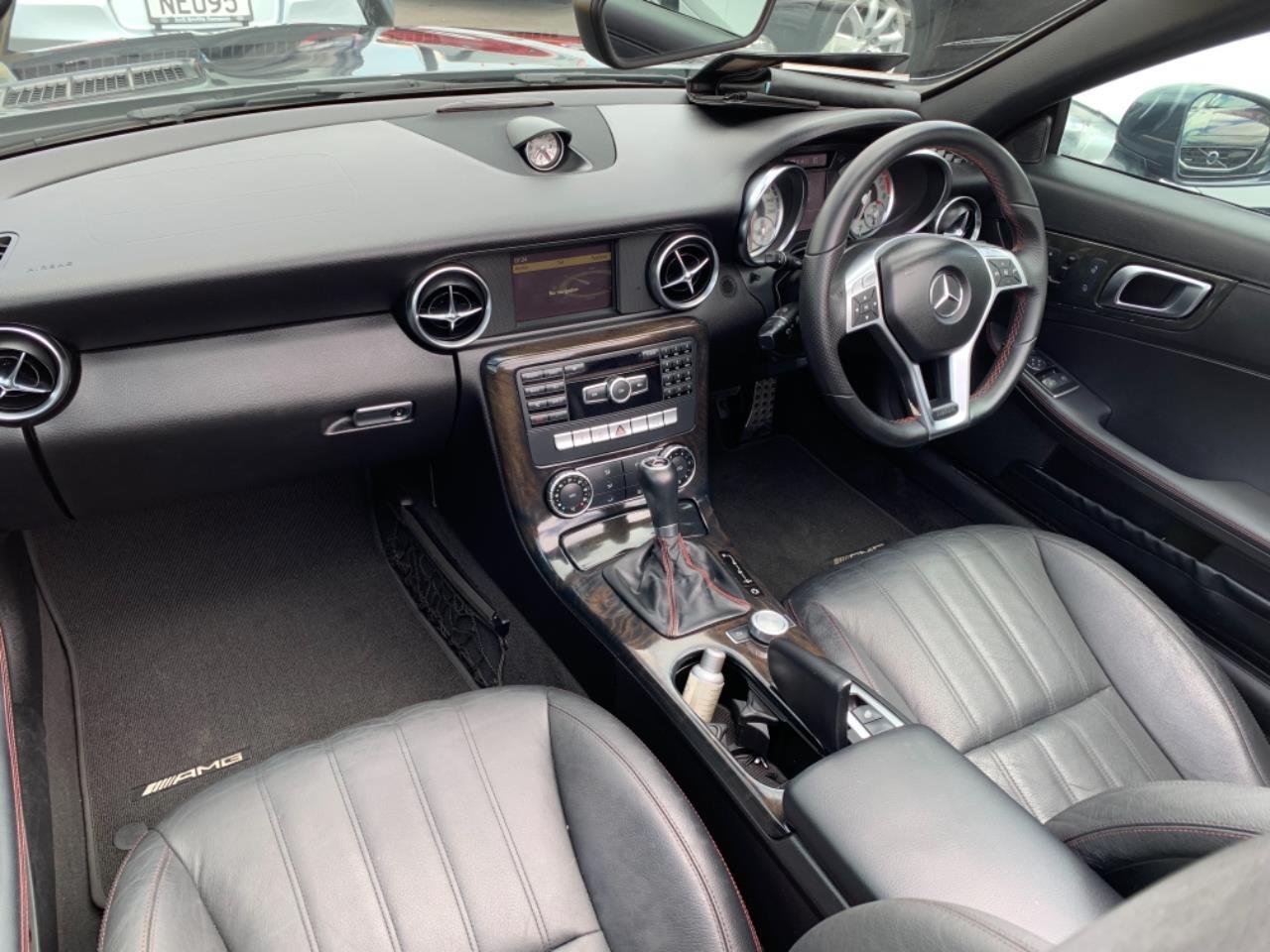 image-9, 2011 MercedesBenz SLK 350 3.5 Sport Leather at Christchurch