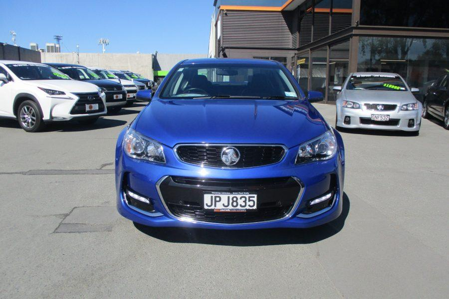 image-1, 2016 HOLDEN COMMODORE SV6 at Christchurch