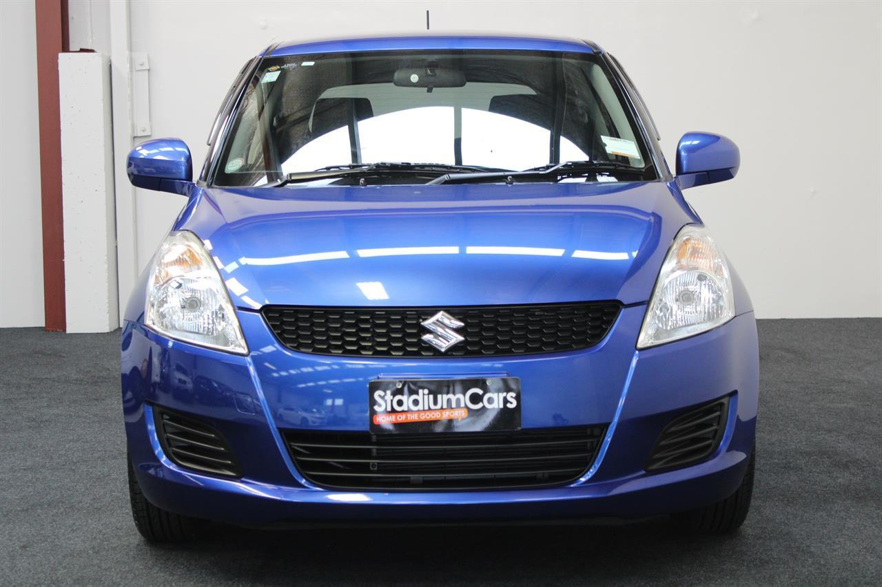 image-7, 2013 Suzuki Swift XG at Christchurch