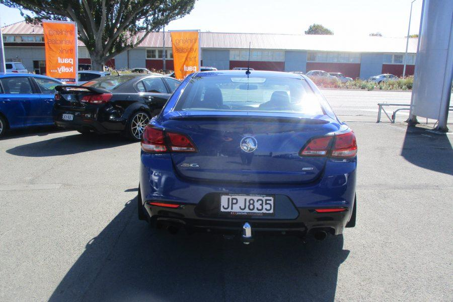 image-4, 2016 HOLDEN COMMODORE SV6 at Christchurch