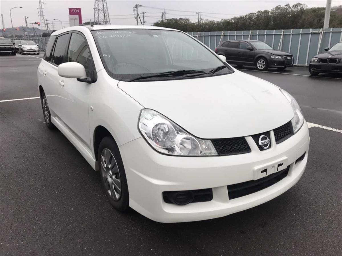 image-0, 2015 Nissan Wingroad 1.5S Arriving 28th of May at Dunedin