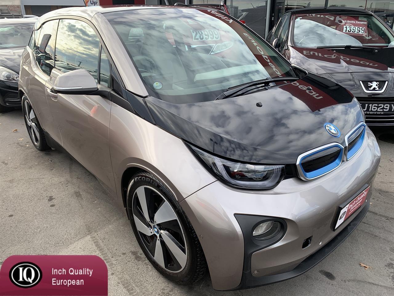 image-0, 2015 BMW i3 Full Electric at Christchurch