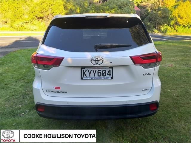 image-4, 2017 Toyota Highlander GXL 8 Speed Automatic at Dunedin