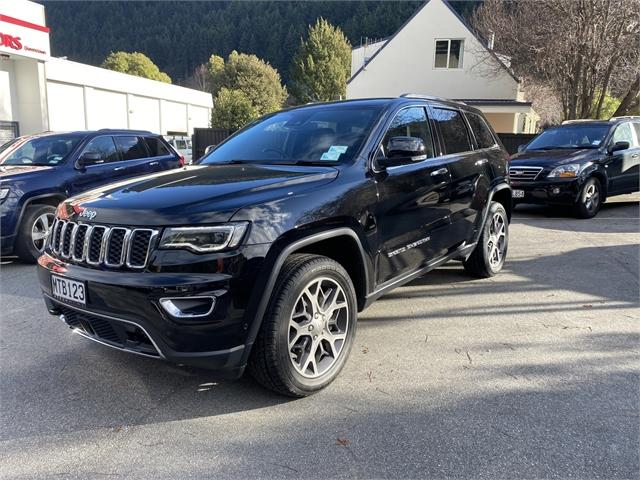 image-3, 2020 Jeep Grand Cherokee 3.0 Diesel Limited at Central Otago
