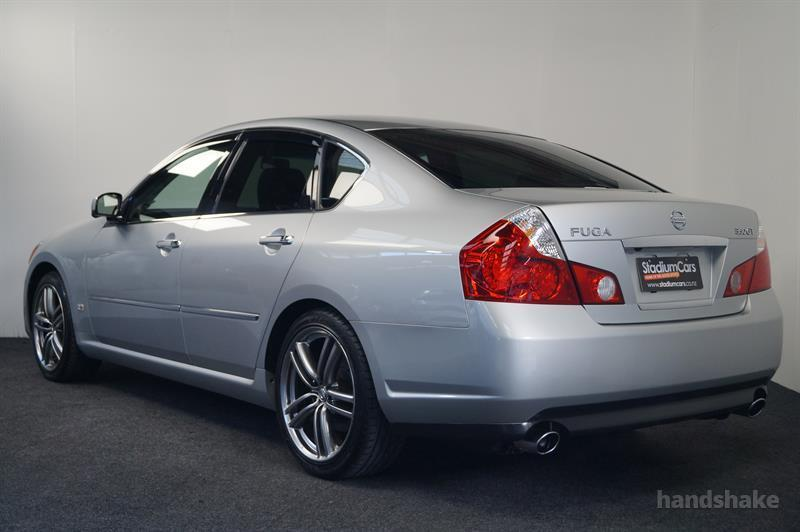 2004 Nissan Fuga 350gt Sports Package For Sale In Christchurch