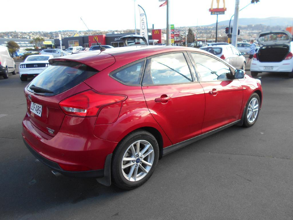 image-3, 2018 Ford FOCUS Trend 1.5 Ecoboost Auto Hatch at Dunedin