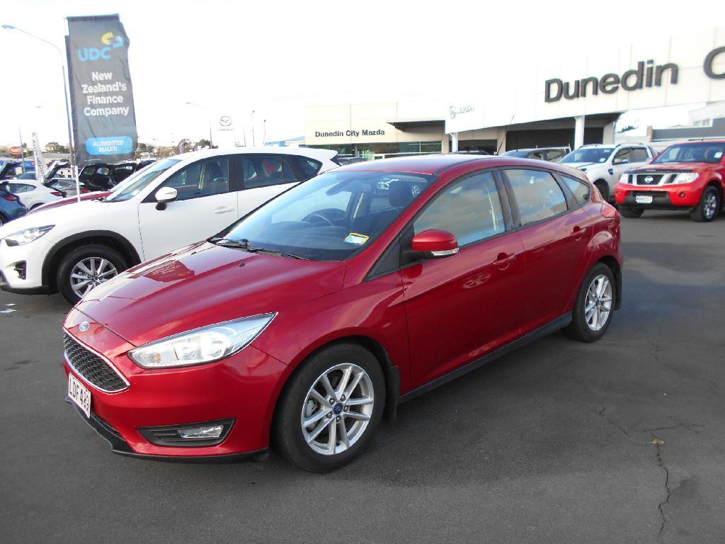 image-0, 2018 Ford FOCUS Trend 1.5 Ecoboost Auto Hatch at Dunedin