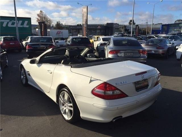 image-3, 2008 MercedesBenz SL 350 Facelift Convertible at Christchurch