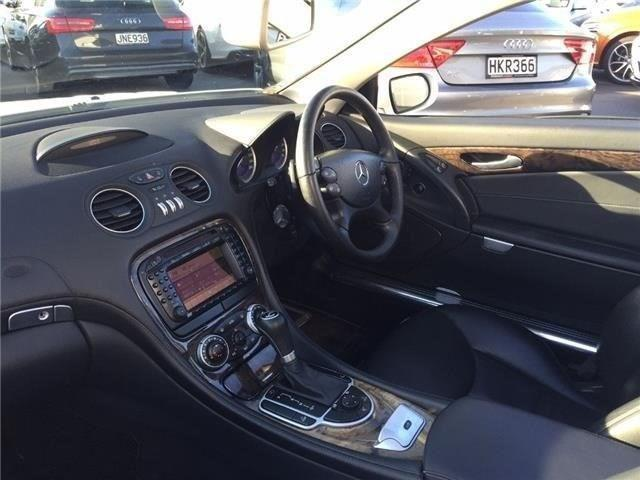 image-8, 2008 MercedesBenz SL 350 Facelift Convertible at Christchurch