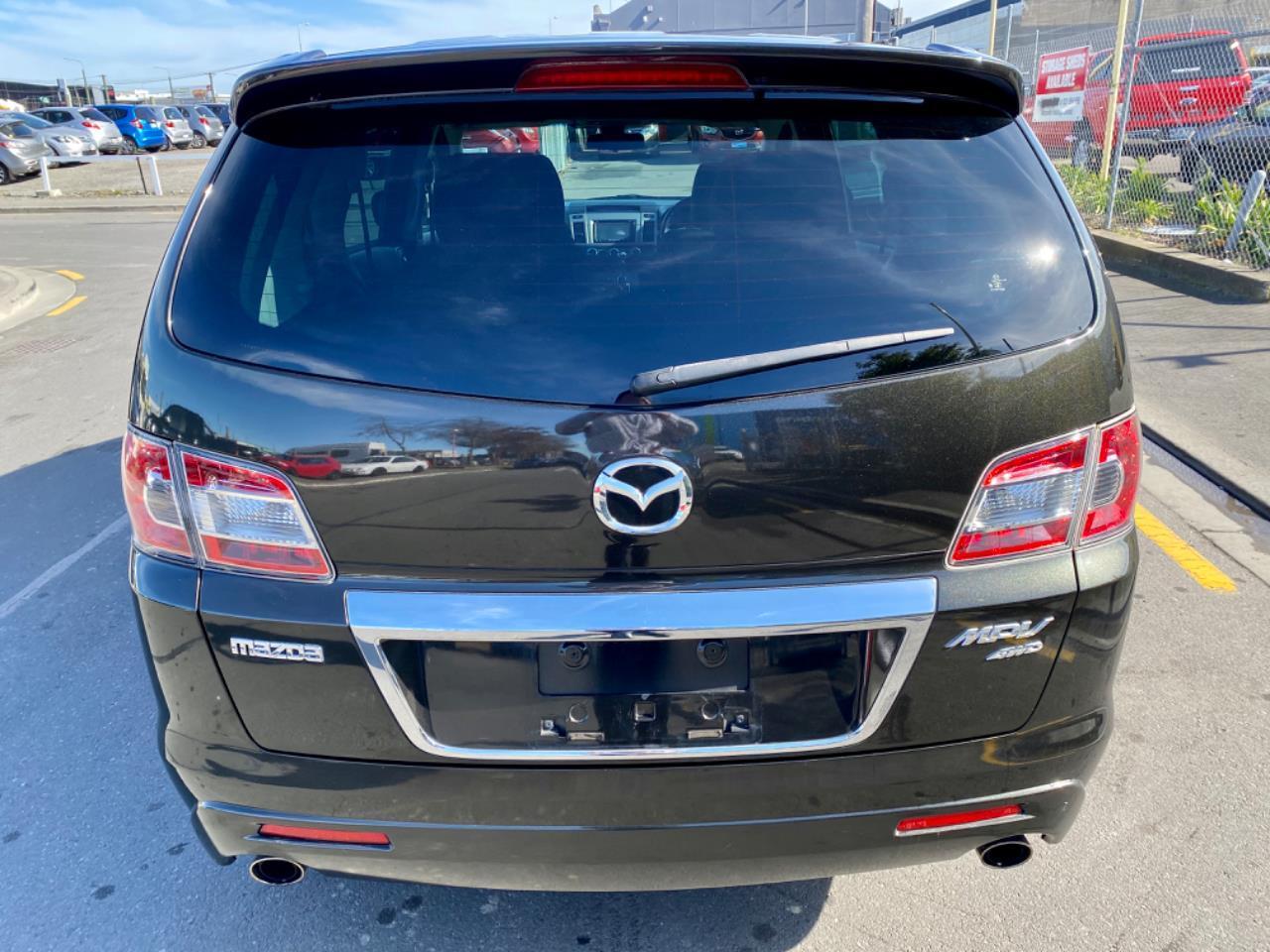 2008 Mazda MPV 23T Turbo 4WD 'Facelift' for sale in ...