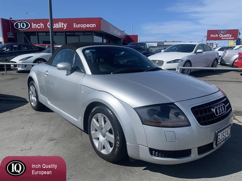image-1, 2003 Audi TT Rare Baseball Leather at Christchurch