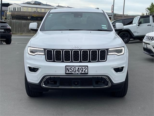 image-5, 2021 Jeep Grand Cherokee Limited 3.0D at Christchurch
