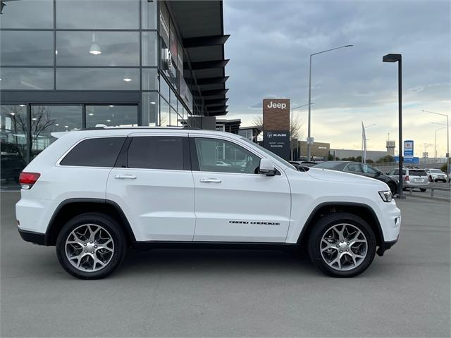 image-3, 2021 Jeep Grand Cherokee Limited 3.0D at Christchurch
