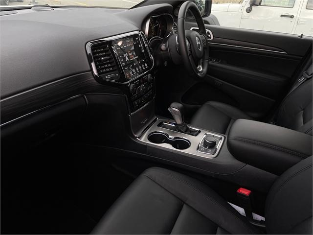 image-7, 2021 Jeep Grand Cherokee Limited 3.0D at Christchurch