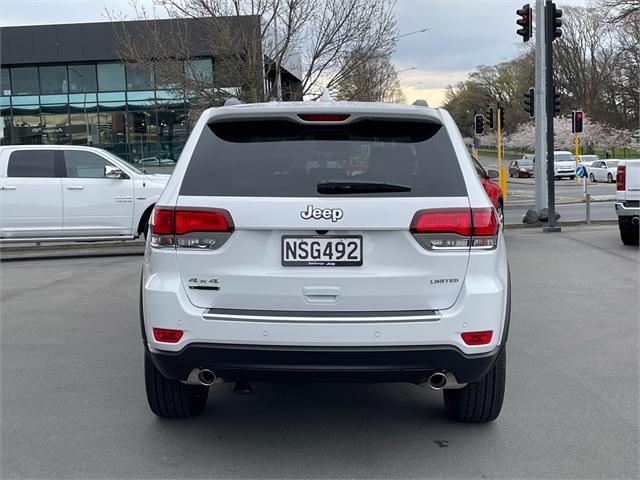 image-6, 2021 Jeep Grand Cherokee Limited 3.0D at Christchurch