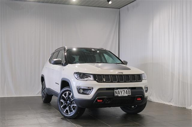 image-18, 2020 Jeep Compass TRAILHAWK 4WD at Dunedin