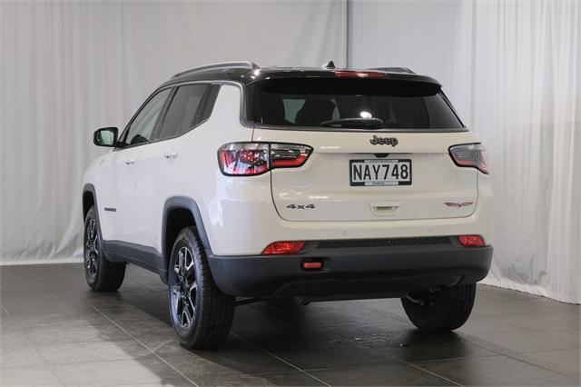 image-4, 2020 Jeep Compass TRAILHAWK 4WD at Dunedin