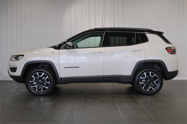 image-2, 2020 Jeep Compass TRAILHAWK 4WD at Dunedin