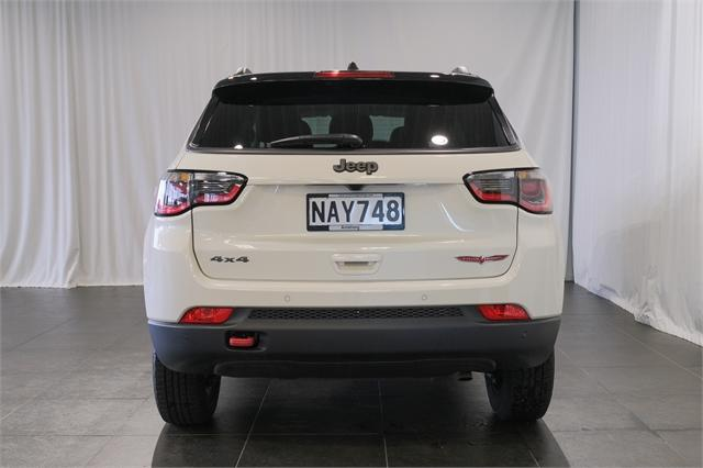 image-3, 2020 Jeep Compass TRAILHAWK 4WD at Dunedin