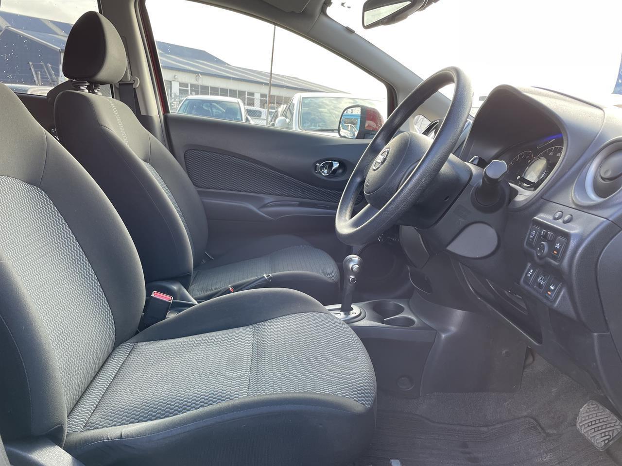 image-7, 2013 Nissan Note at Christchurch