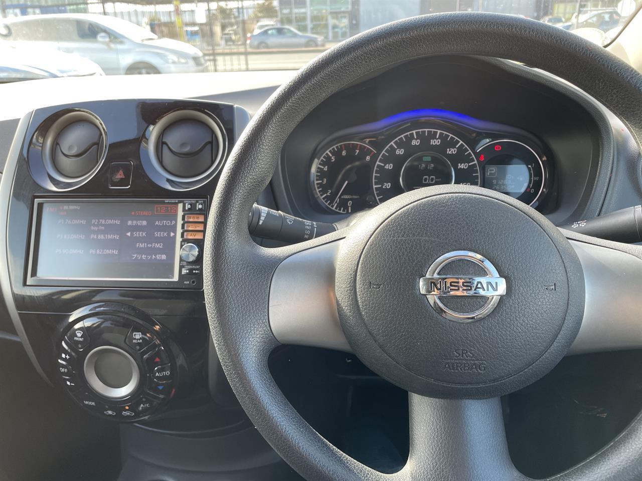 image-10, 2013 Nissan Note at Christchurch