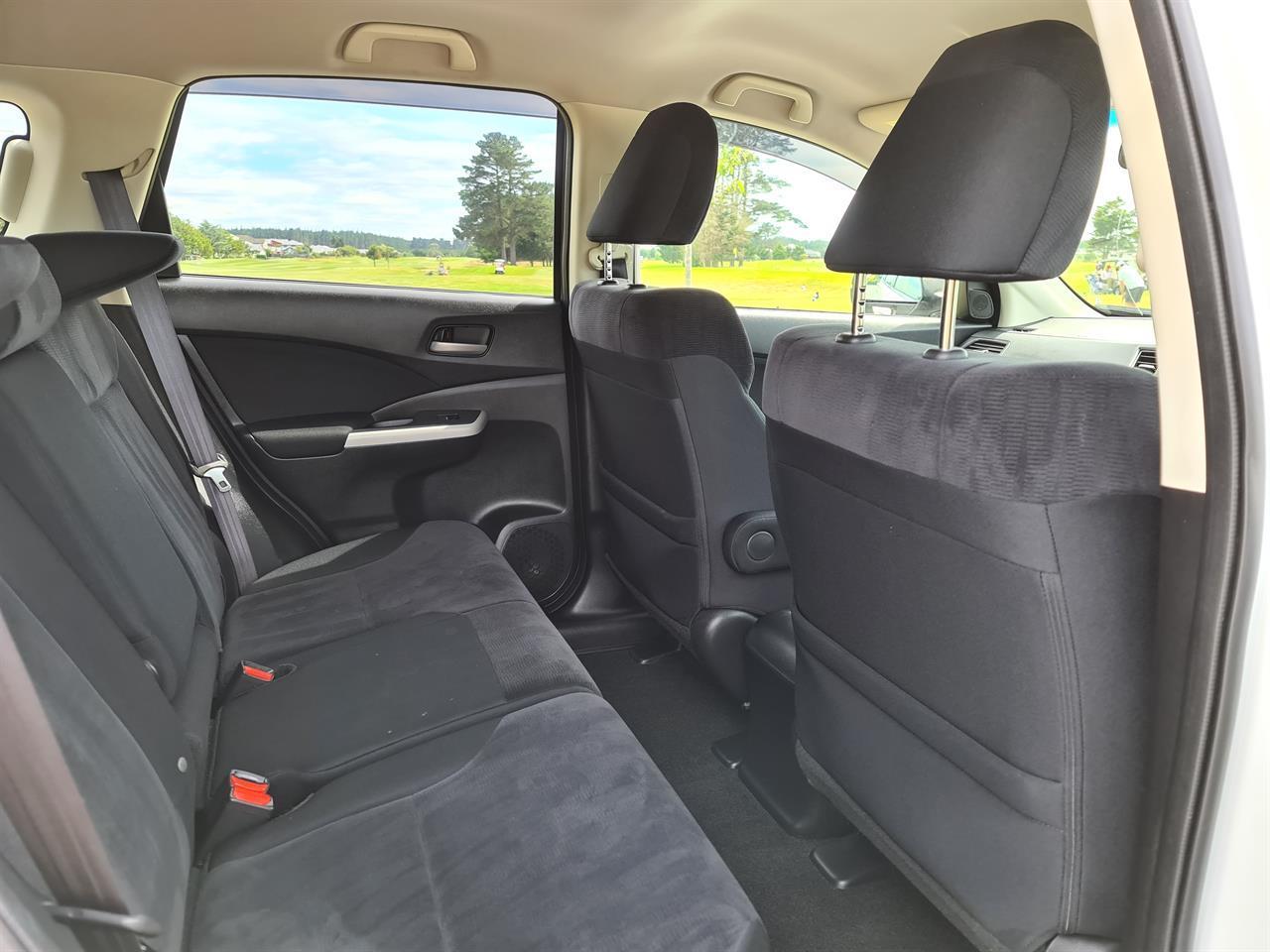 image-8, 2012 Honda CR-V 20G at Christchurch