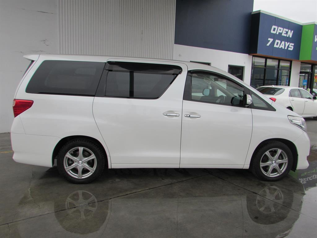 image-2, 2009 Toyota ALPHARD 350X at Christchurch