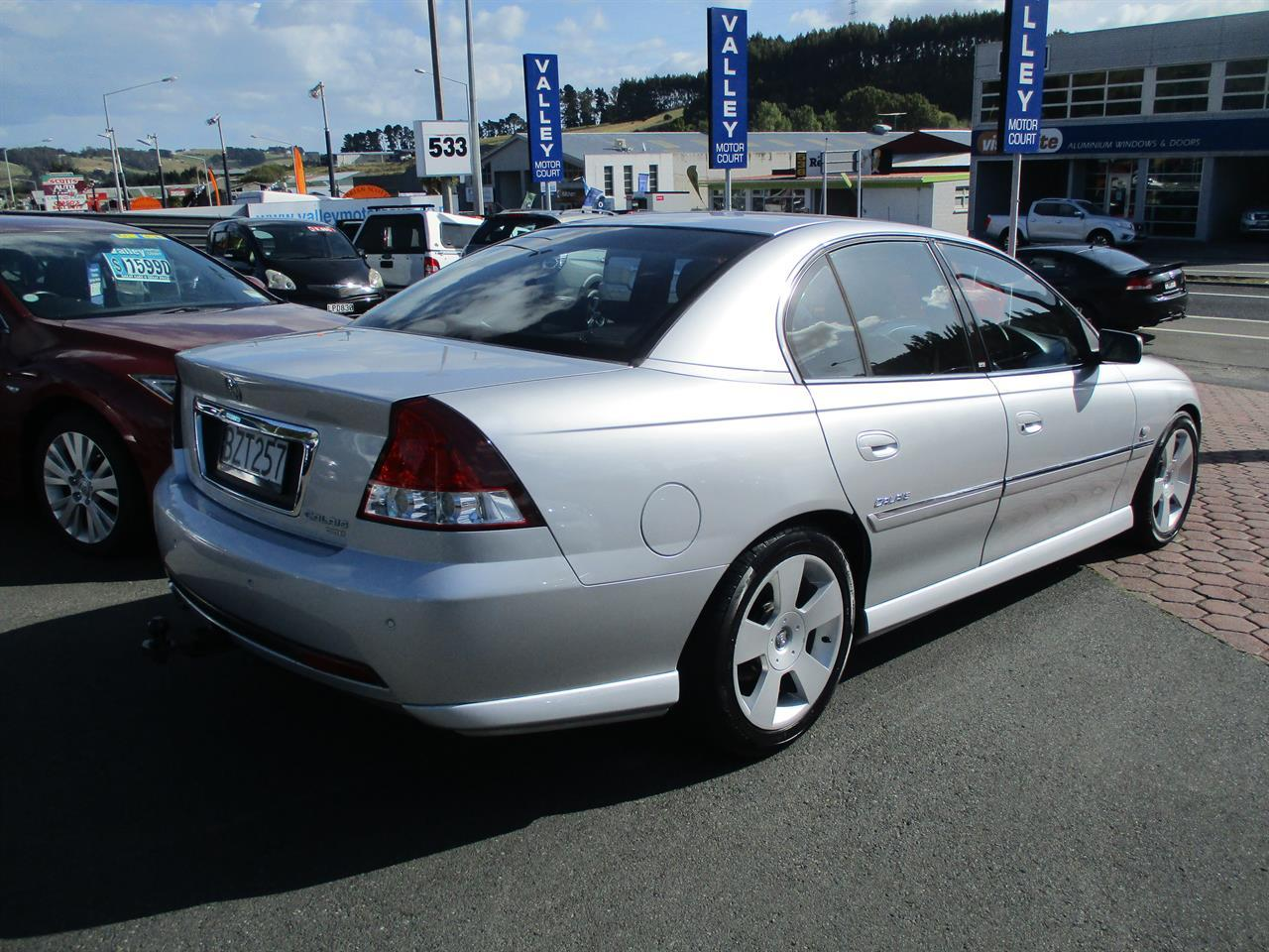 image-3, 2004 HOLDEN COMMODORE CALAIS V8 at Dunedin