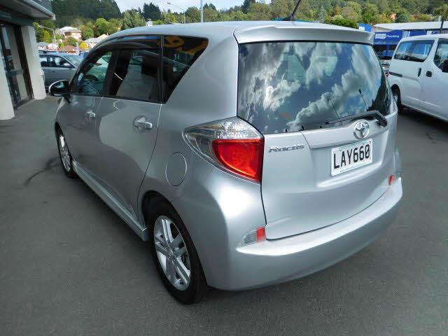 image-3, 2011 Toyota Ractis hatch at Dunedin