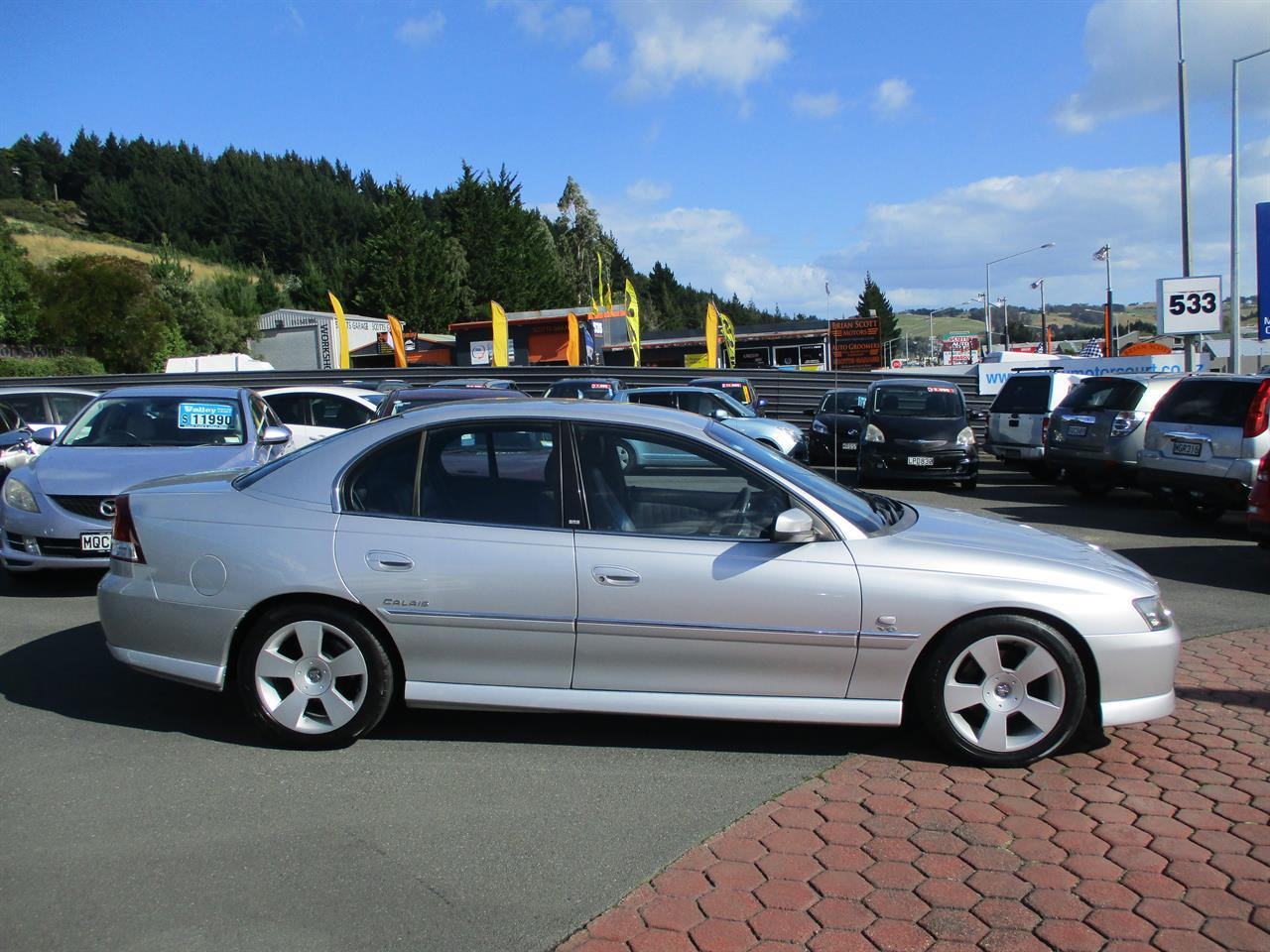 image-2, 2004 HOLDEN COMMODORE CALAIS V8 at Dunedin