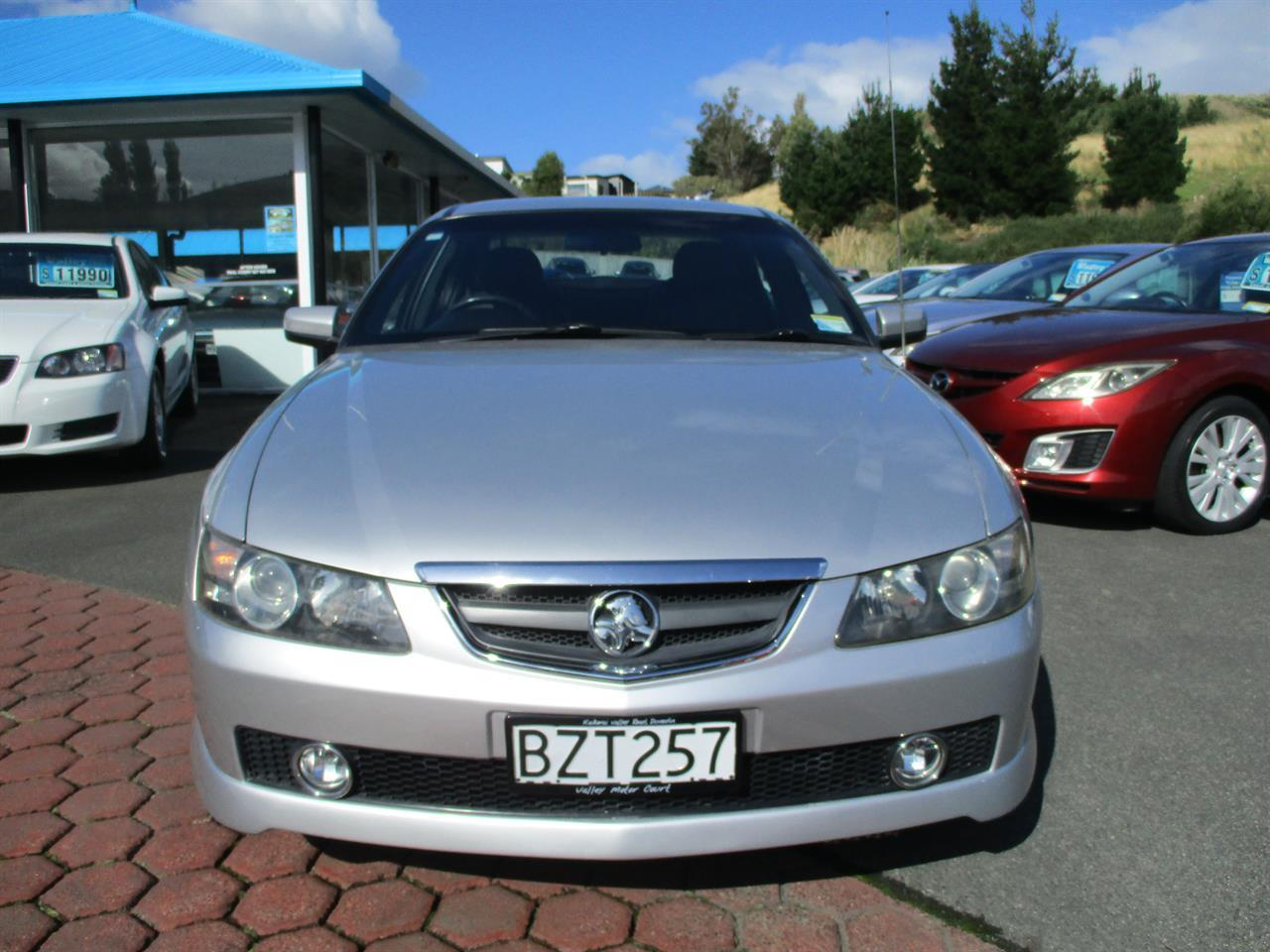 image-7, 2004 HOLDEN COMMODORE CALAIS V8 at Dunedin