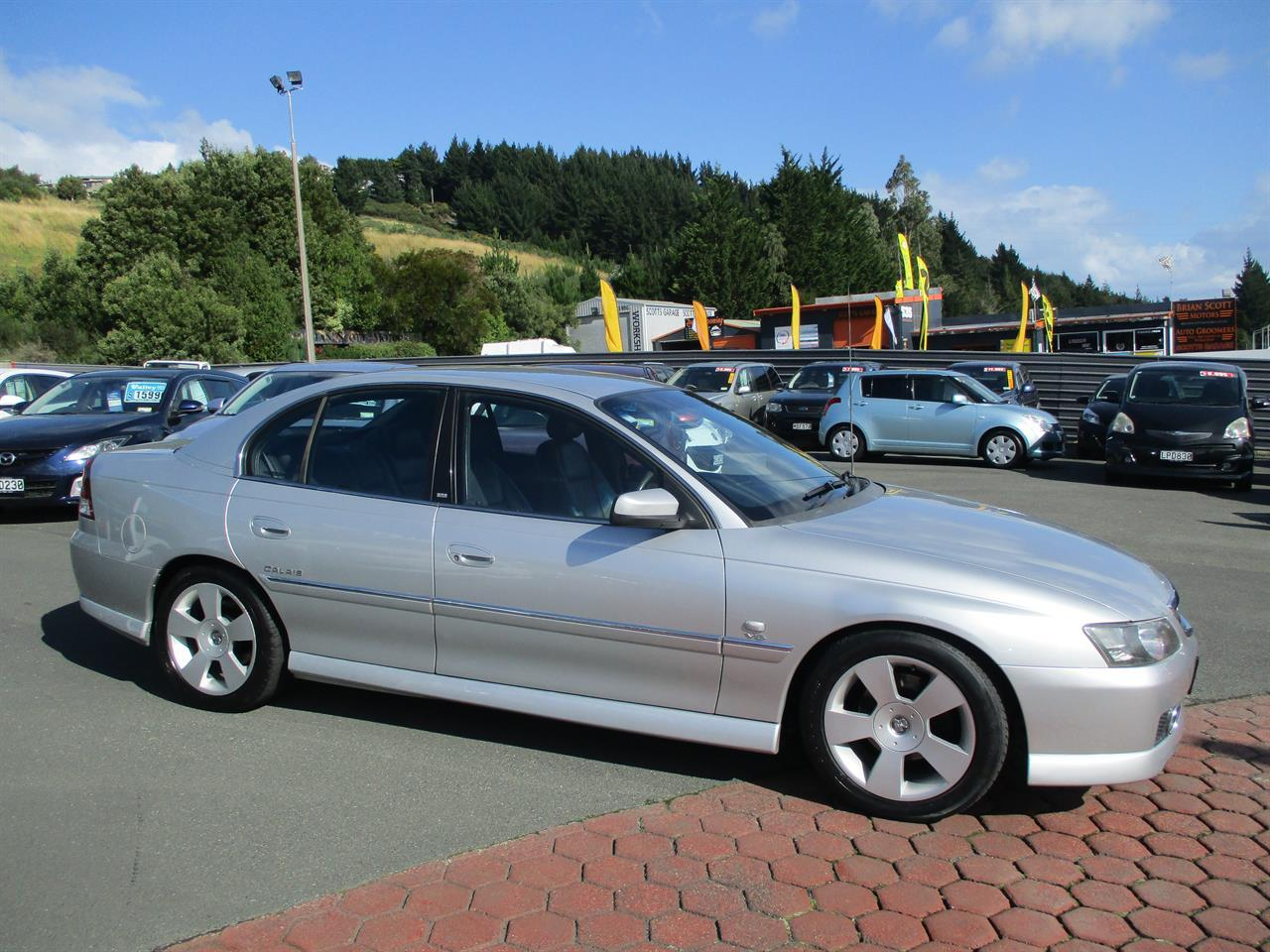 image-1, 2004 HOLDEN COMMODORE CALAIS V8 at Dunedin