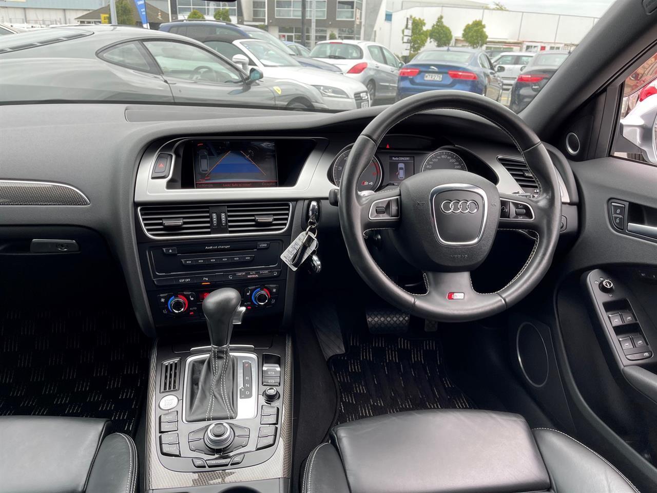 image-10, 2009 Audi S4 3.0 V6 Supercharged TFSI Quattro Wago at Christchurch