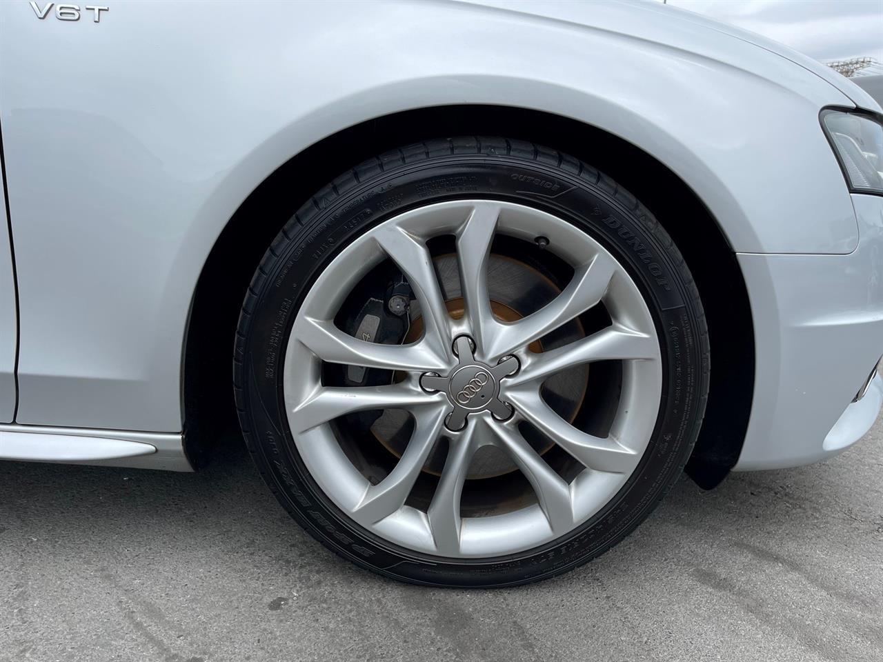 image-14, 2009 Audi S4 3.0 V6 Supercharged TFSI Quattro Wago at Christchurch