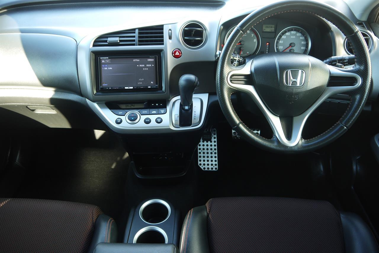 image-16, 2010 Honda Stream 2.0 RST at Christchurch