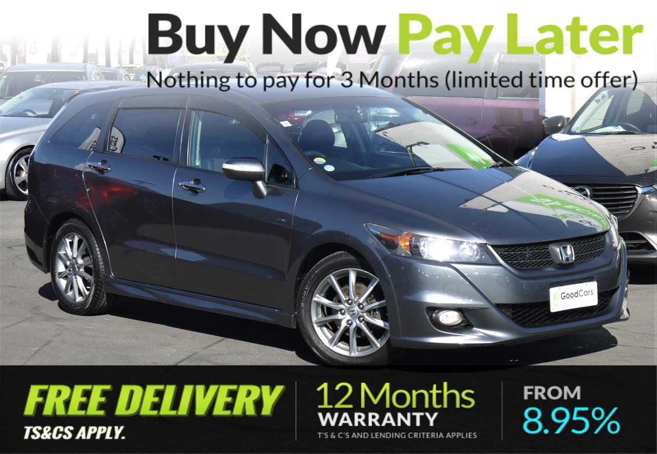 image-0, 2010 Honda Stream 2.0 RST at Christchurch