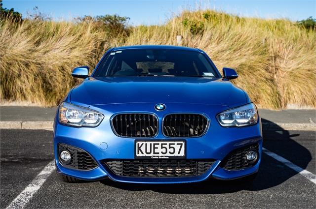 image-1, 2017 BMW 118i M Sport NZ New at Dunedin
