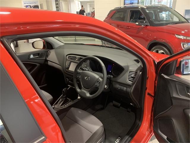 image-11, 2020 Hyundai i20 5D A4 at Dunedin