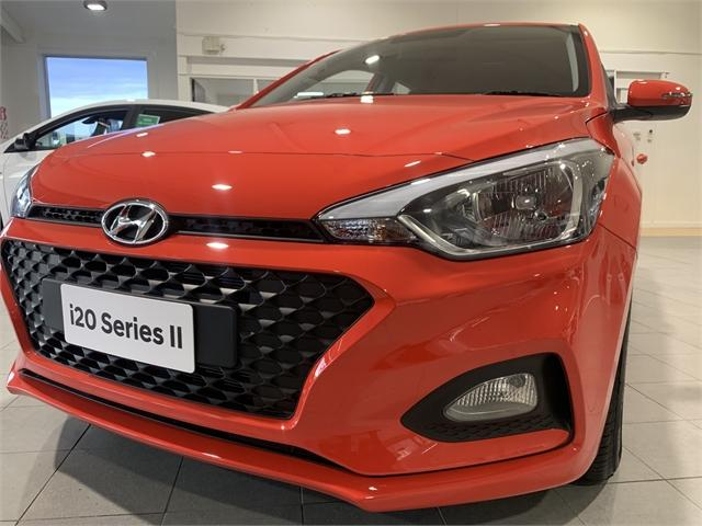 image-8, 2020 Hyundai i20 5D A4 at Dunedin