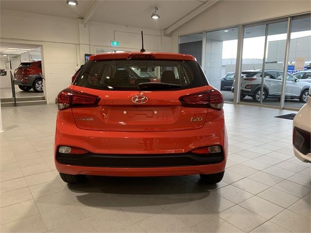 image-4, 2020 Hyundai i20 5D A4 at Dunedin