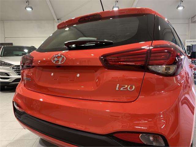 image-3, 2020 Hyundai i20 5D A4 at Dunedin