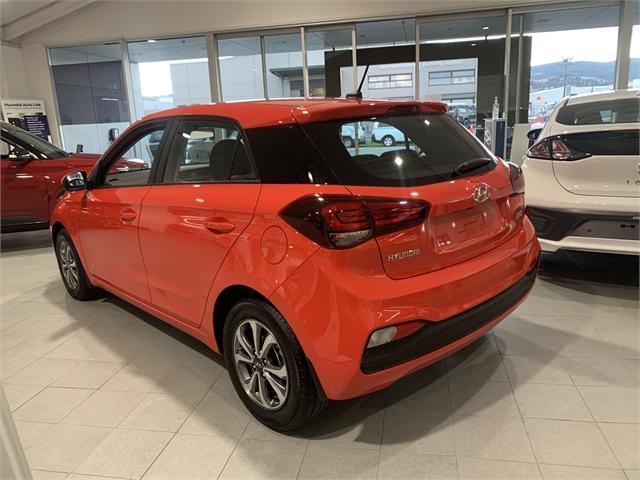 image-5, 2020 Hyundai i20 5D A4 at Dunedin