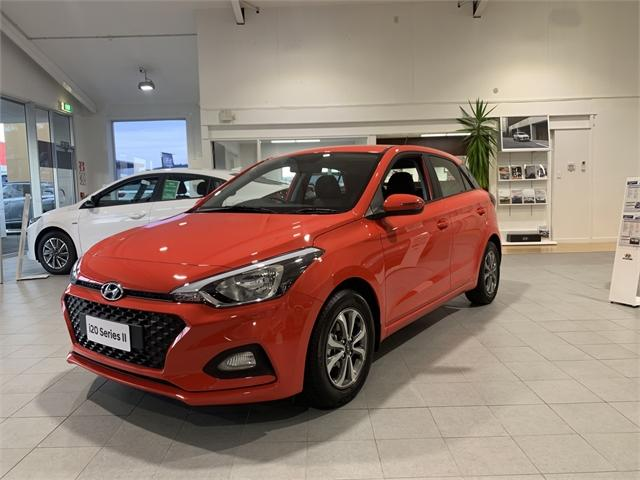 image-7, 2020 Hyundai i20 5D A4 at Dunedin