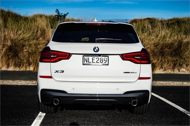 image-6, 2021 BMW X3 xDrive20d M-Sport +Innovations +Vision at Dunedin