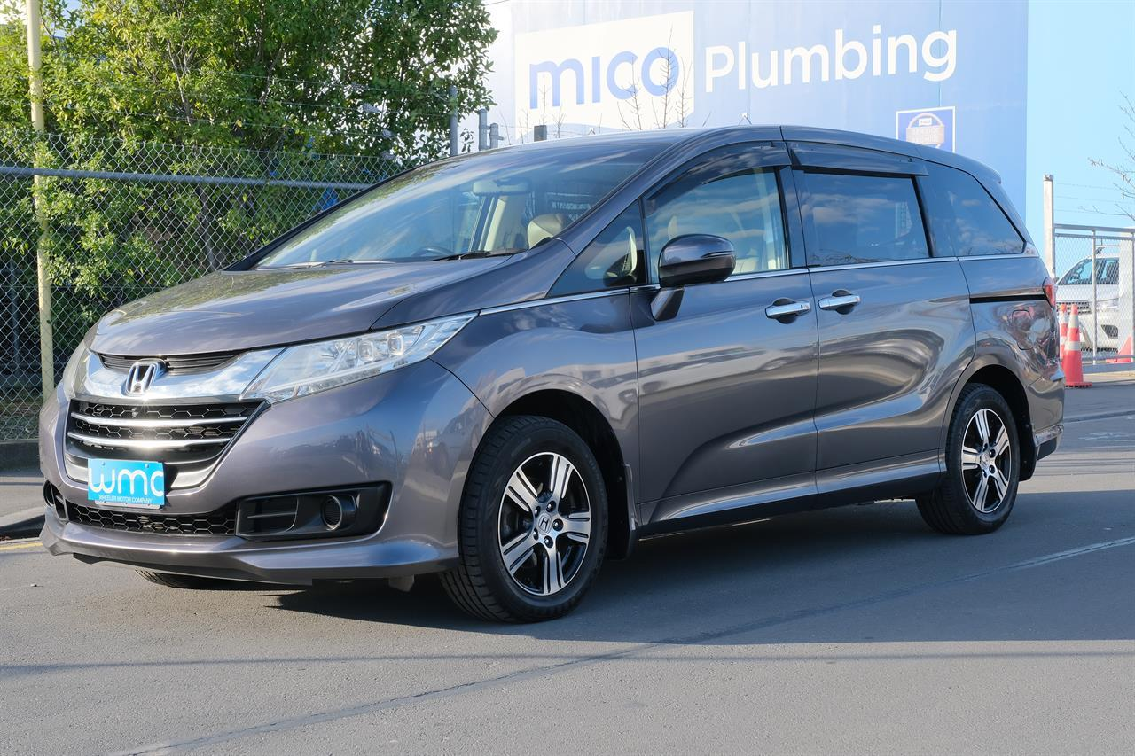 image-3, 2013 Honda Odyssey G 4WD EX Full Leather Package at Christchurch