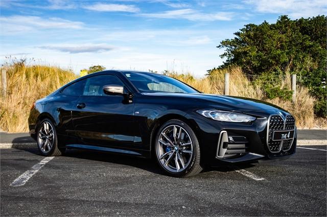 image-0, 2021 BMW M440i xDrive Coupe M Performance +Visibil at Dunedin