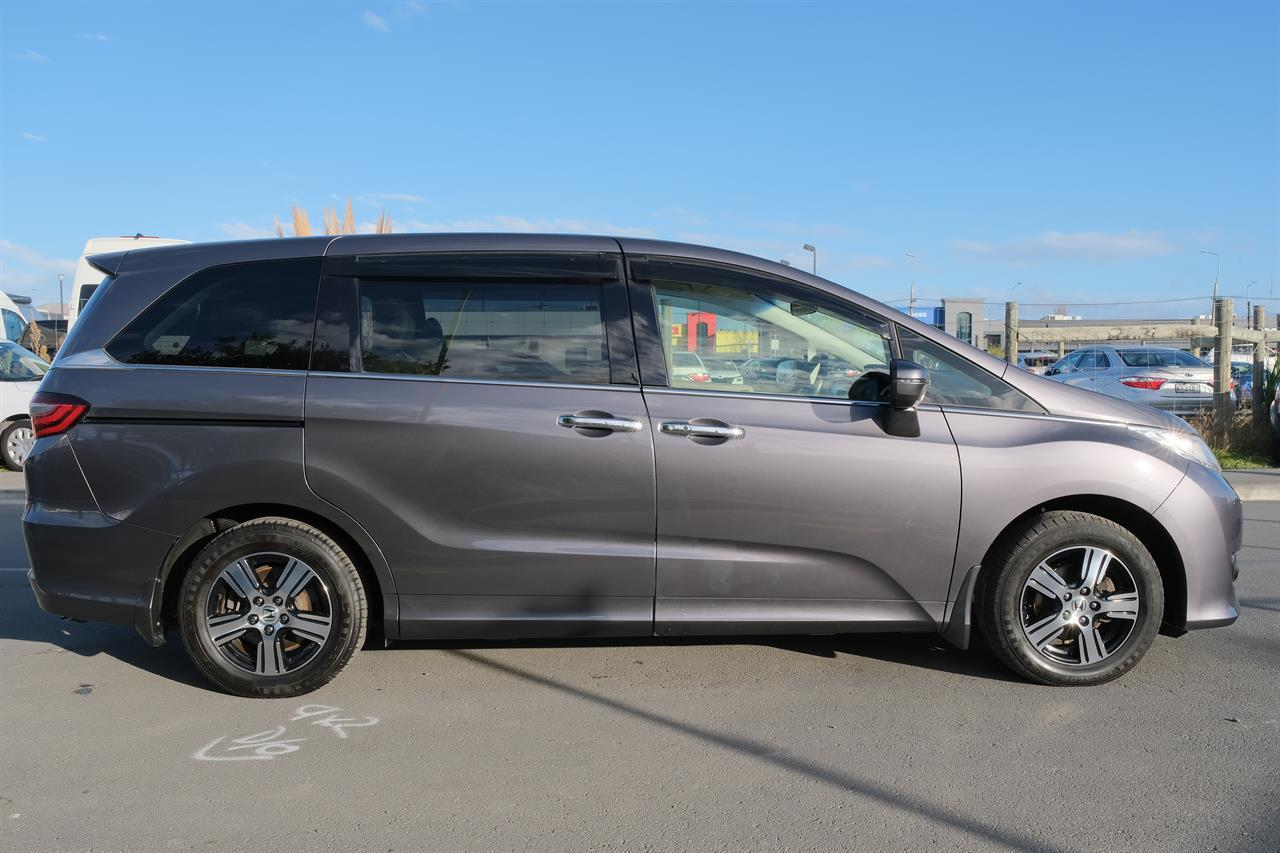 image-8, 2013 Honda Odyssey G 4WD EX Full Leather Package at Christchurch